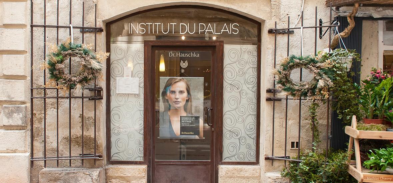 Vitrine Institut Du Palais